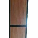 Wood Aluminium Bathroom Door