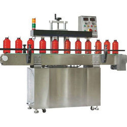 Automatic Screw Cap Tightening Machine