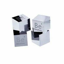 Beryllium Cube -2