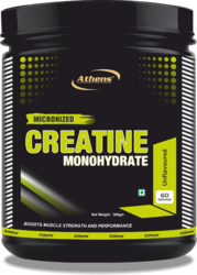 Mirconized Creatine Monohydrate Powder