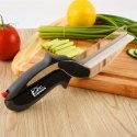 Stainless Steel Vegetables Clever Cutter Knife