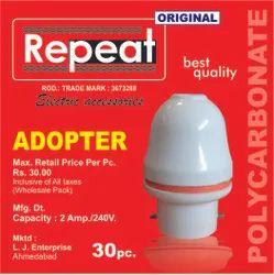 Rabbit & Repeat Plastic PWC Bulb Adopter