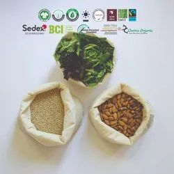 Eco Cotton Cereals & Pulses Bag