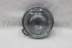 Bajaj Re Headlight Assembly Compact Single