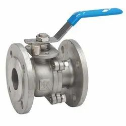High Pressure Screwed, Flanged End Ball Valves, for Water, Industrial