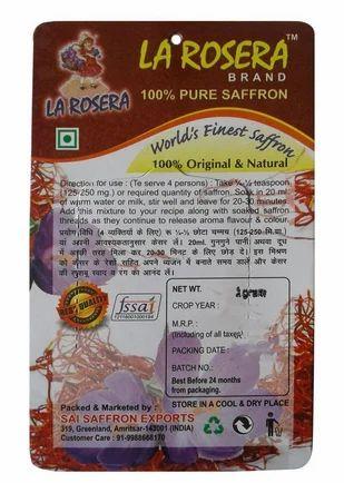Pure Kashmir Saffron Certified Grade-a Organic Quality at ...Kashmiri Saffron Exporter
