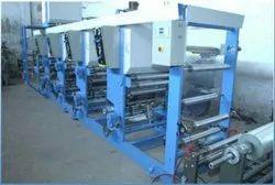 Smoke Foil Print Machine