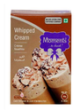 Moments To Cherish Moments Whipped Cream - 50 Gm, Pack Size: 50 Gm
