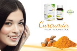 Curcumin To Zap The Acne Attack