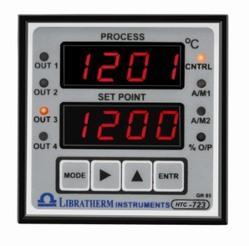 Two To Four Set Point On-off Temperature Process Controller