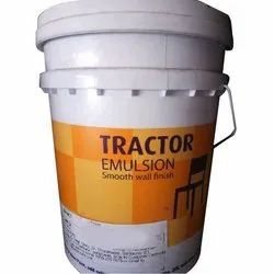 Asian Paints 20 L Asian Tractor Emulsion Paint, for Interior Walls, Packaging Type: Bucket