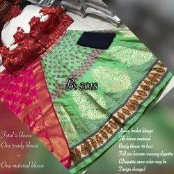 Designer Lehngha Choli