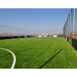 Artificial Synthetic Turf Pitch