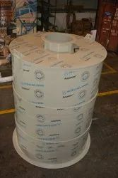 PPH Chemical Stroage Round tank