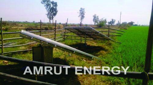 Solar Pump for Irrigation