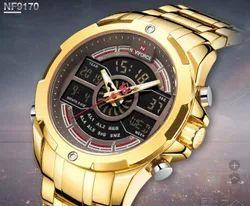 NAVIFORCE Sport Men Watches Fashion Digital Quartz Wrist Watch NF9170/Available in 5 colors.