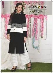 5055 Stylish Woolen Kurti