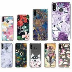Multicolor Plastic,Rubber etc. Mobile Cover