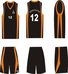 de1cc954d29 Sports Kit Jersey - Volleyball Sports Kit Manufacturer from Delhi