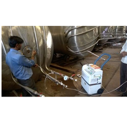 Heat Exchanger Helium Leak Testing