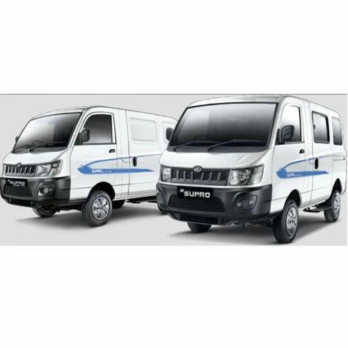 ba71c99b5a Mahindra Passenger Electric Van
