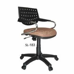 SL-183 Office Revolving Chair