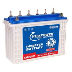 Microtek Mtekpower 150 Ah Inverter Battery, Warranty: 36 Months, 12 V