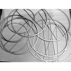 Natural Round and Rectangle Double Jacketed Gasket (Stainless Steel and MS), Box, Thickness: 3mm