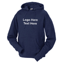 Cotton Men Mens Custom Hoodie