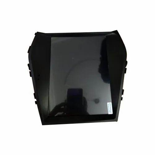 Tesla Style Android Car Player Gps Navigation For Hyundai Santa Fe Head  Unit Multimedia Player Tape