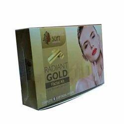 Radiant Gold Facial Kit, For Skin Care