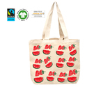 organic cotton canvas print bag