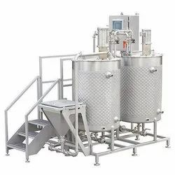 Tank Weighing & Batching Systems