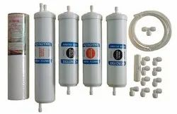 Plastic White Water Filters
