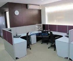 Modular Workstation Furniture Stylish Design
