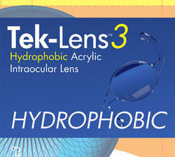 Foldable Intraocular Lenses