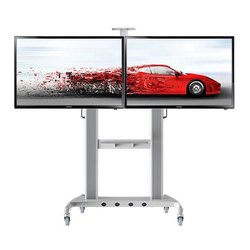 CONTEMPORARY HEIGHT ADJUSTABLE TV KART