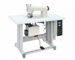Semi Automatic Non Woven Bag Making Machine Unit