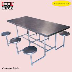 Canteen Table 6 Seater