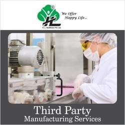 Pharmaceutical Third Party Manufacturing Service