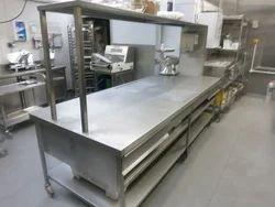 TGPE Stainless Steel Laboratory Work Table