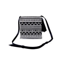 Canvas Cloth Sling Bag