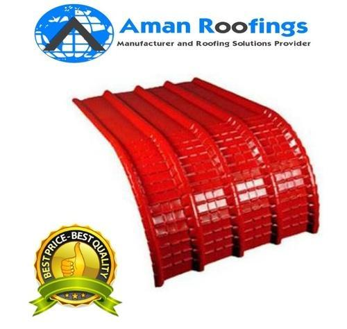 Metal Roofing Sheet Thickness 0 71 Mm Rs 58 Kilogram