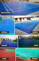 Interlocking Polypropylene Sports Tiles (PP Tiles)