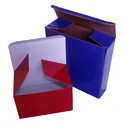 Paper Rectangular Laminated Mono Box