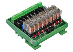 Relay Modules Special 1 N/O with Coil Thru FRC