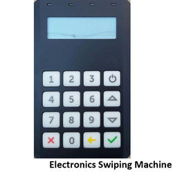 Electronics Swiping Machine