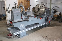 9 Feet Extra Heavy Duty Lathe Machine
