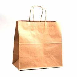 Kraft Paper Shopping Bags