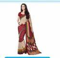 Ladies Synthetic Saree